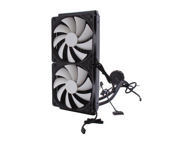 NZXT Kraken X60 RL-KRX60-01 Ultra Performance Water/Liquid CPU Cooler 280MM