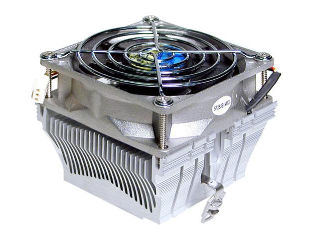 MASSCOOL 5F263B1M3 80mm Ball CPU Cooler