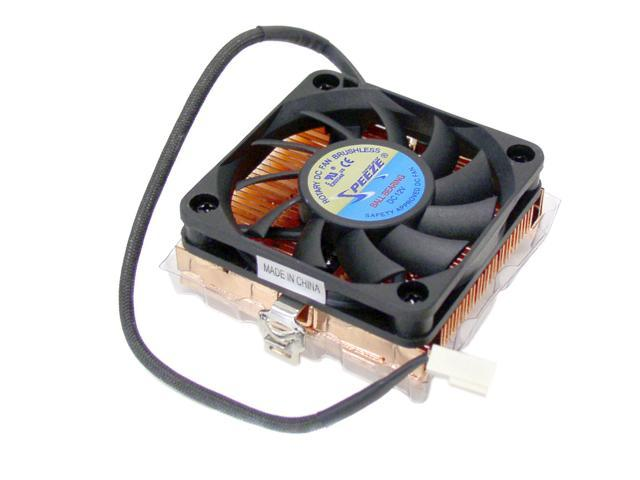 MASSCOOL 5R057B3 60mm Ball CPU Cooling Fan/Heatsink