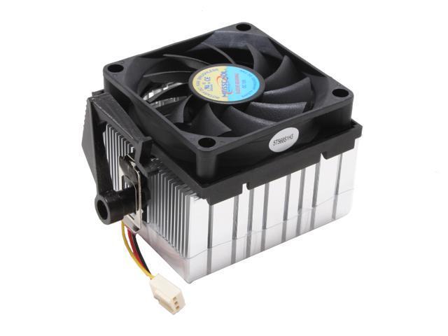 MASSCOOL 5T568S1H3 70mm Sleeve CPU Cooler