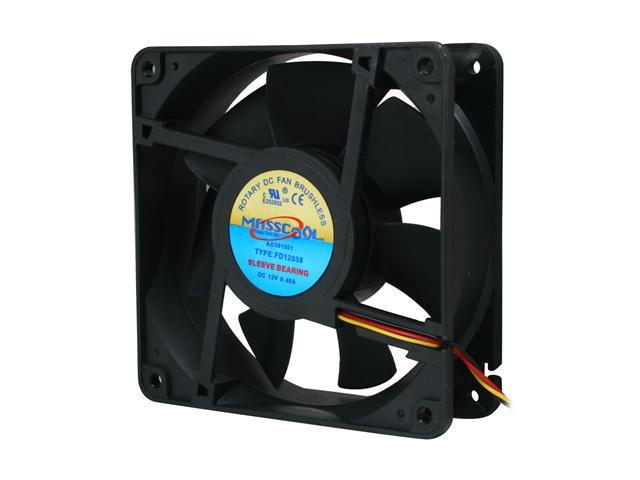 MASSCOOL FD12038S1M3/4 120mm Case cooler