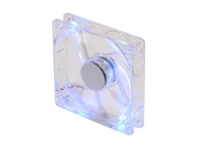 Linkworld Electronic LLC FAN-12-Blue 120mm Blue LED Case cooler