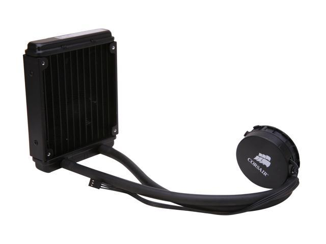 CORSAIR Hydro H40 High Performance Liquid CPU Cooler