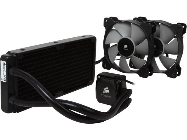 CORSAIR Hydro Series H100i CW-9060009-WW/RF Water Cooler
