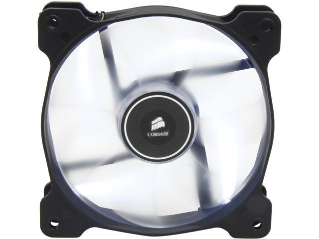 Corsair Air Series SP120 120mm White LED High Static Pressure Fan Cooling - single pack (CO-9050020-WW)