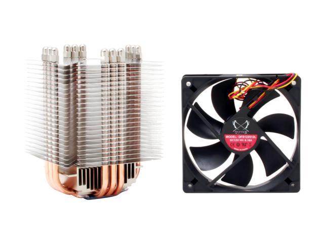 Scythe SCNJ-1100P 120mm Sleeve CPU Cooler