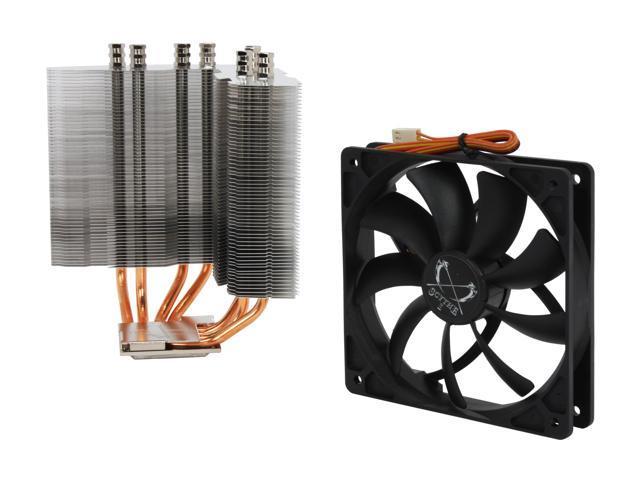 Scythe SCANG-1000 120mm Sleeve CPU Cooler