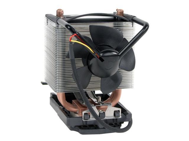 ARCTIC COOLING ACFZ64 80mm Ceramic Cooling Fan/Heatsink