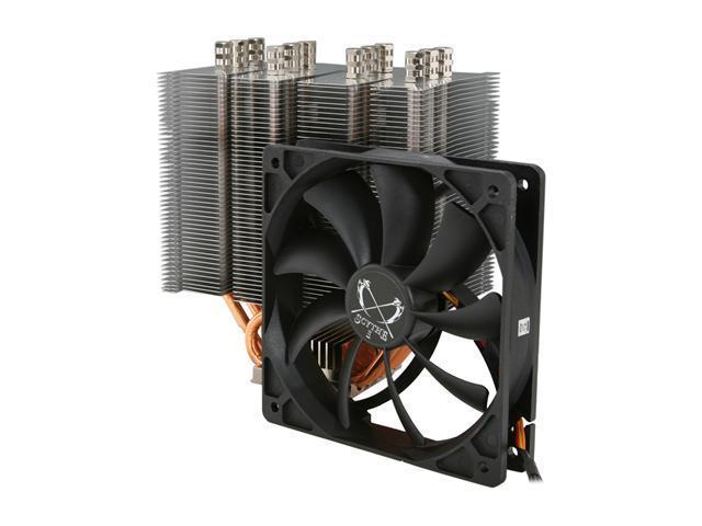 Scythe SCMG-3000 120mm Heat Pipe CPU Cooler
