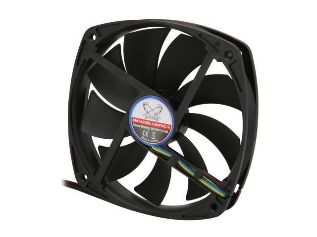 Scythe SM1425SL12HPVC-V 140mm Slip Stream 140 PWM Adjustable VR