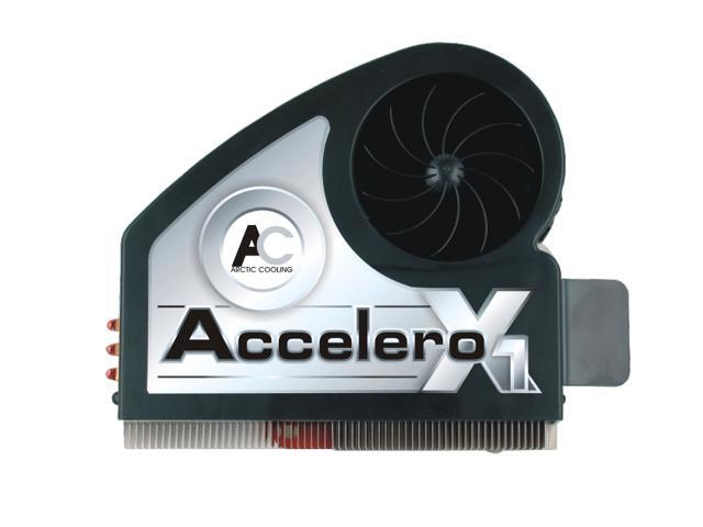 ARCTIC COOLING Accelero X1 Fluid Dynamic VGA Cooling Fan with Heatsink