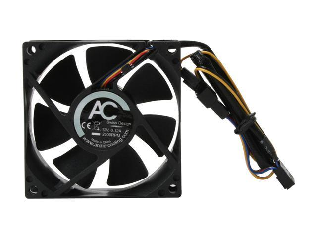 ARCTIC COOLING AF8025PWM 80mm Case Fan