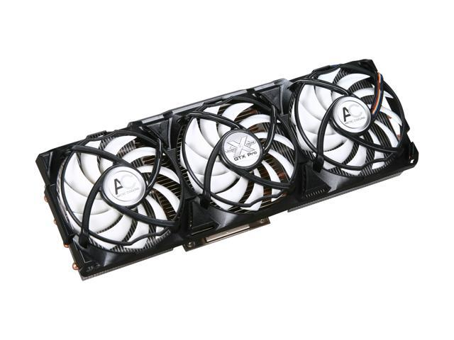ARCTIC COOLING Accelero XTREME GTX Pro Fluid Dynamic VGA Cooler for nVIDIA GTX 200 Series