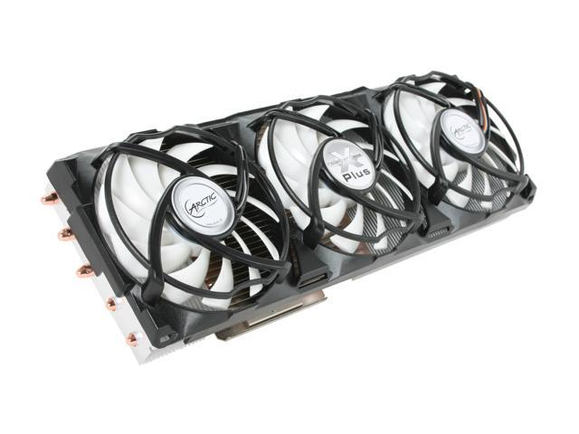 ARCTIC COOLING Accelero XTREME Plus Fluid Dynamic VGA Cooler for nVIDIA and ATI