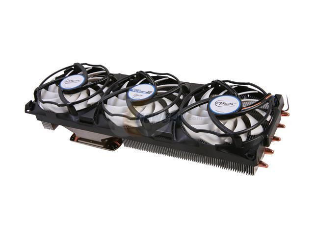 ARCTIC COOLING ACCEL-X3 Fluid Dynamic VGA Cooler