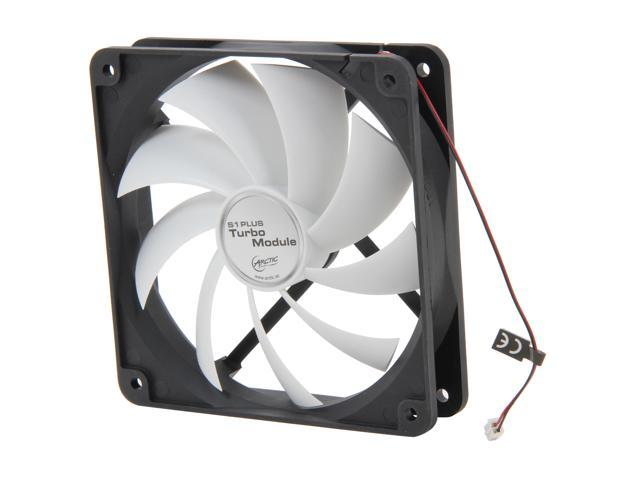 ARCTIC S1+ Turbo Module Fluid Dynamic Active Cooling Fan for Accelero S1+