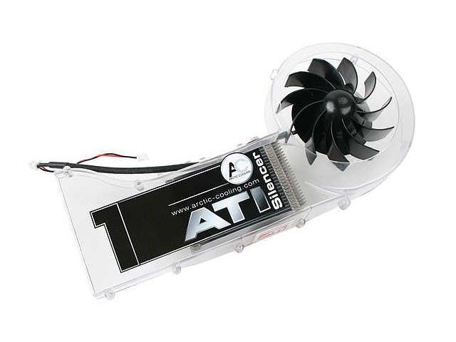 ARCTIC COOLING ATI silencer 1 ARCTIC Ceramic VGA Cooler