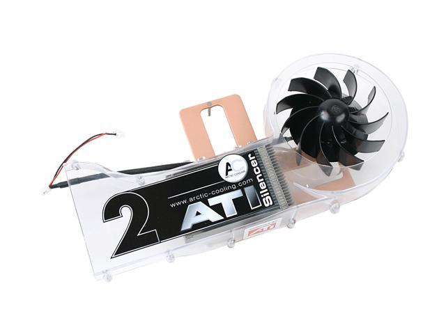 ARCTIC COOLING ATI silencer 2 ARCTIC Ceramic VGA Cooler for ATI 9600 (Pro, XT)