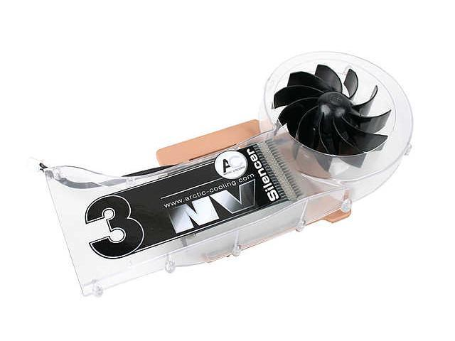 ARCTIC COOLING NV silencer 3 ARCTIC Ceramic VGA Cooler for nVidia FX5900 XT