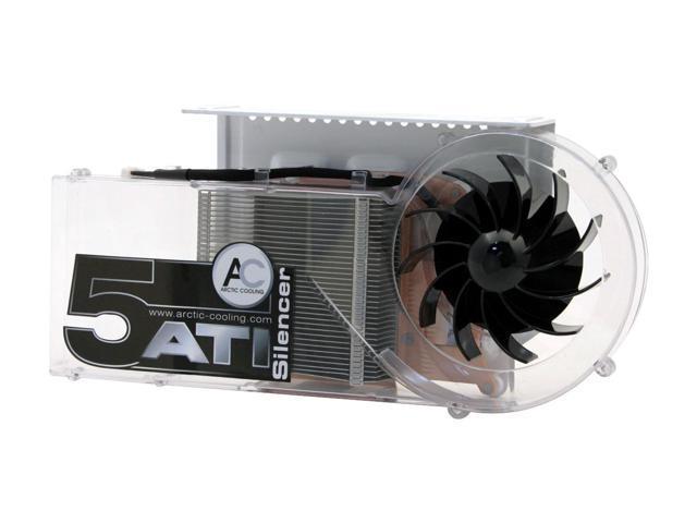 ARCTIC COOLING AVC-AT5 Rev. 2 ARCTIC Ceramic High Performance VGA Cooler for ATi