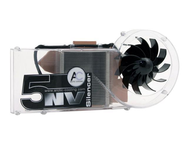 ARCTIC COOLING NV Silencer 5 (Rev. 2) ARCTIC Ceramic VGA Cooler