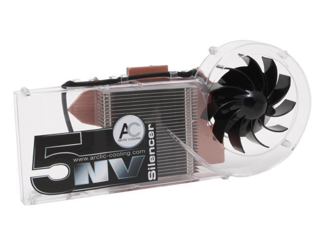 ARCTIC COOLING AVC-NV5R3 ARCTIC Ceramic NV Silencer Rev.3
