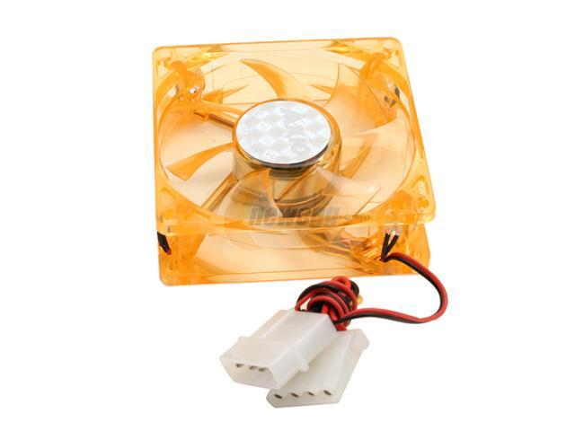 ATRIX FANCIYEL4RB-F 80mm Red & Blue Flash LED LED Case Fan