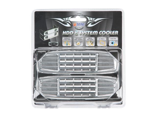 Titan TTC-HDC4 HDD & System Cooler