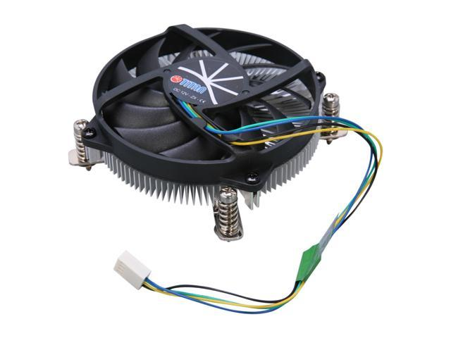 Titan DC-155A915Z/RPW 95mm Z-AXIS CPU Cooler
