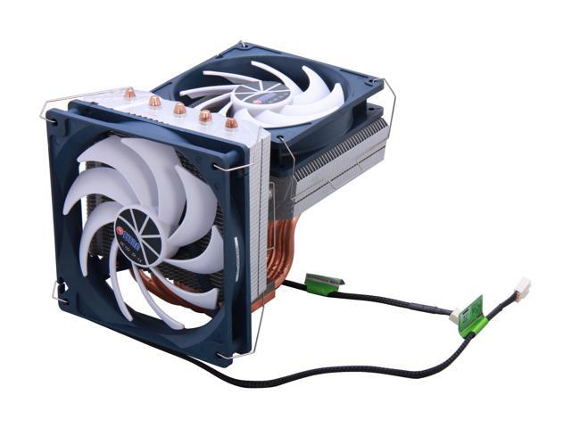 Titan TTC-NC55TZ/RB 120mm & 140mm Z-AXIS Cool & Silent Siberia CPU cooler