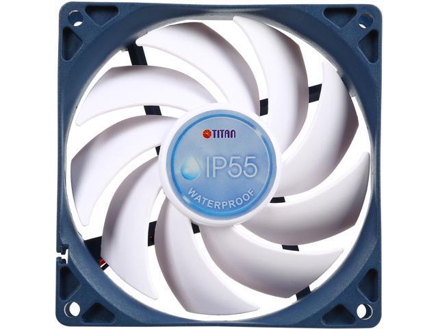 Titan TFD-9225HH12B 92mm IP55 WATERPROOF Fan