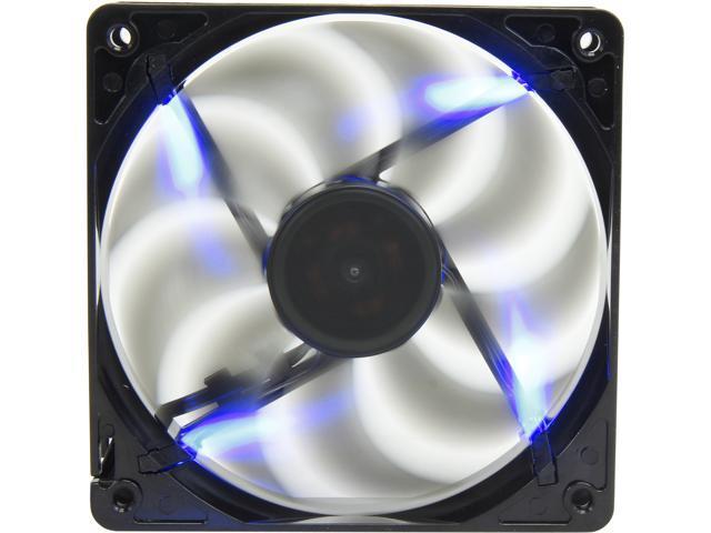 Rosewill RABL-131209B Blue LED cooling fan/Blue LED