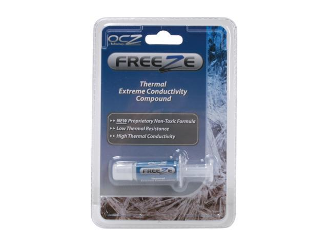 OCZ OCZTFRZTC Freeze Extreme Thermal Conductivity Compound