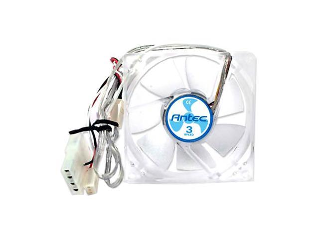 Antec 761345-75080-6 3-Speed Case Cooling Fan