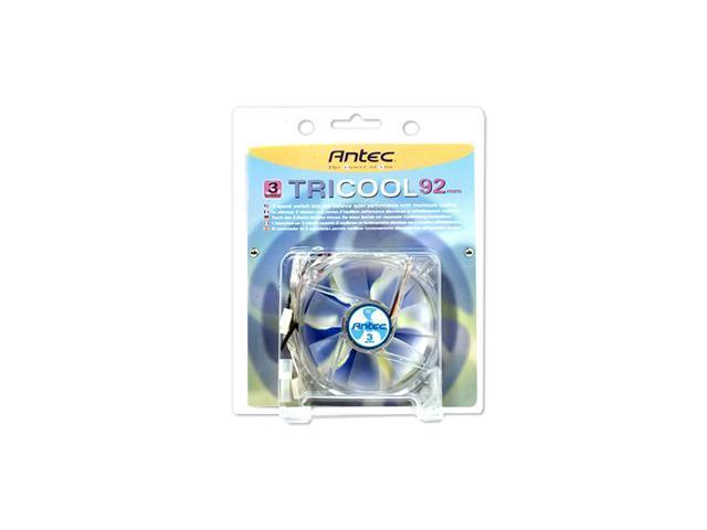 Antec 761345-75092-9 92mm 3-Speed Case Fan