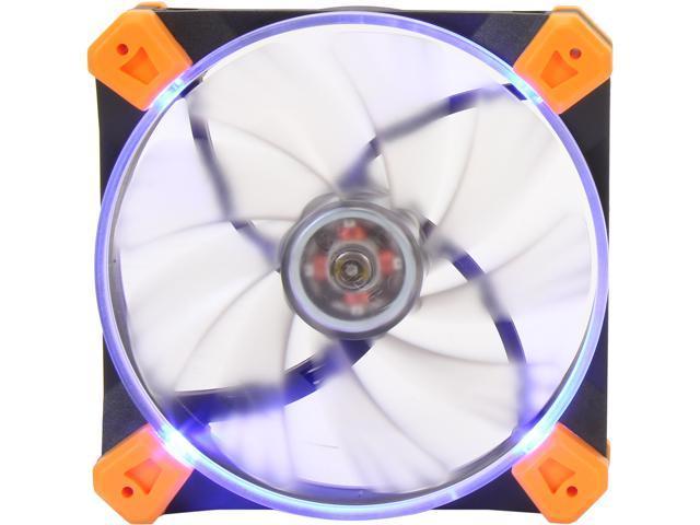 Antec TrueQuiet 120 UFO Blue 120mm Blue LED UFO Blue LED Case Fan