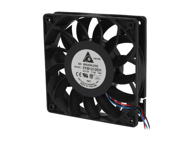 Delta FFB1212EH-F00 120mm Case cooler