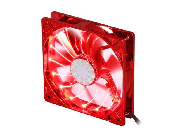ENERMAX APOLLISH VEGAS UCAPV12A-R 120mm Red LED Case Fan