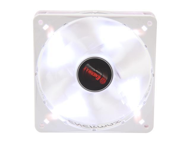 ENERMAX Cluster UCCL12N 120mm White LED 1500RPM Case Fan