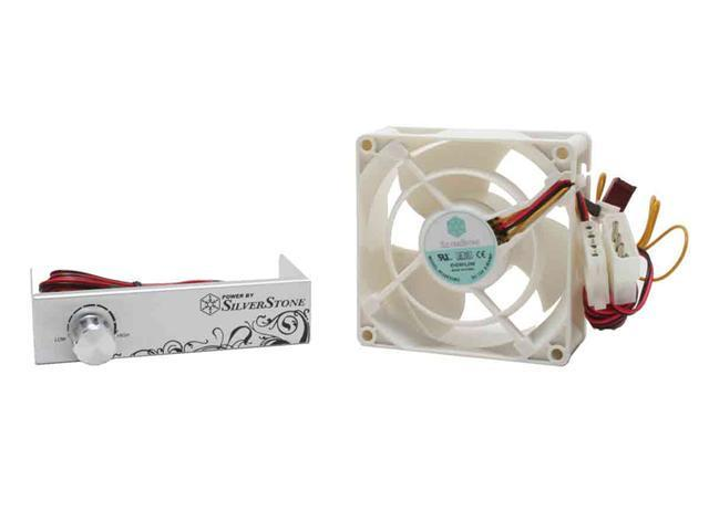 SILVERSTONE RL-FM81 Case Cooling Fan With Control Panel
