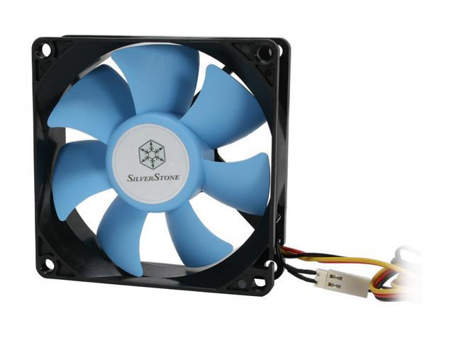 SILVERSTONE SCOOL81 80mm Case Fan with Thermal Sensor