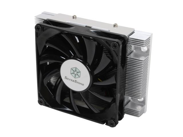 SILVERSTONE NT07-AM2 80mm CPU Cooler