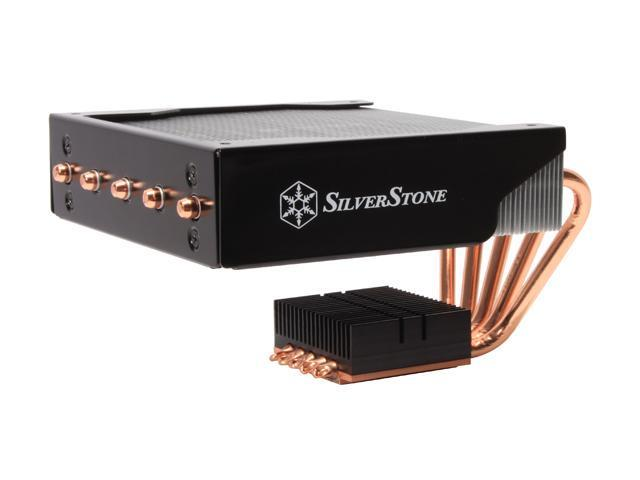 SILVERSTONE NT06-E 1 x 120mm fan (optional) CPU Cooler