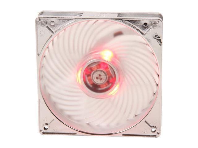 SILVERSTONE Air Penetrator AP121-L AP121-RL Red LED Case Fan