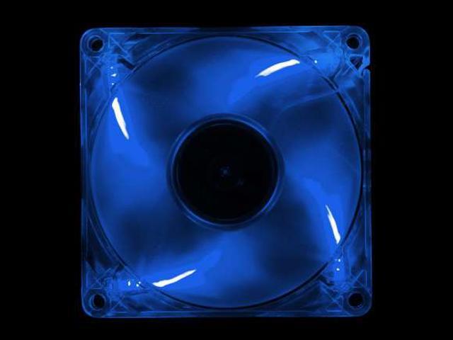 HIPER HFF-1B08N 4 Blue Light LED Case fan