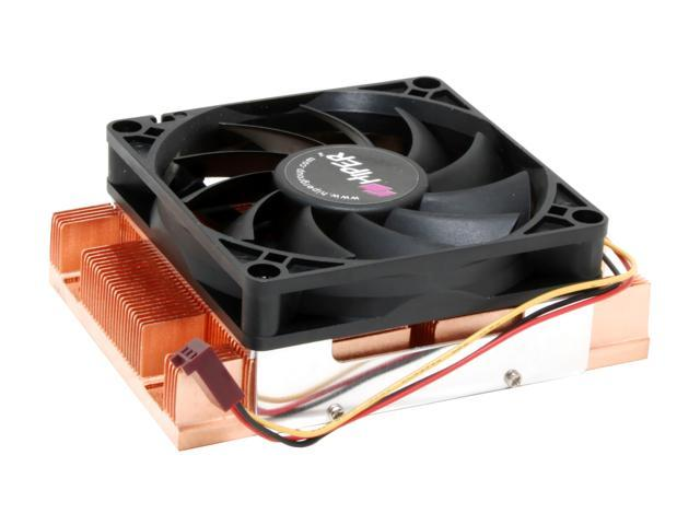 HIPER HFC-20820-C1 80mm EBR ROHS Certified CPU Cooler