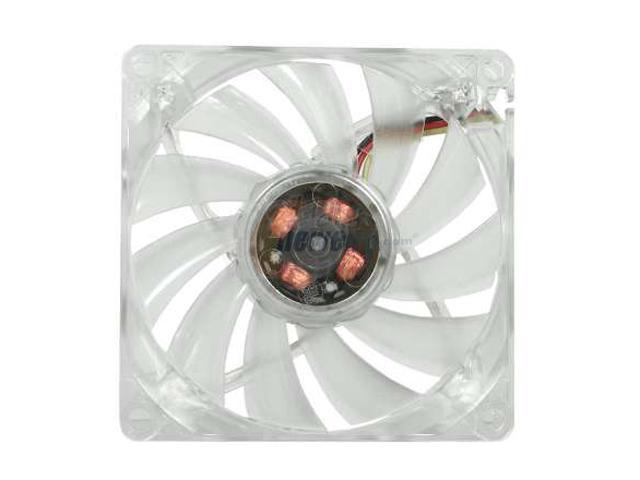 HIPER HFF-1N08N 80mm Transparent Case Fan
