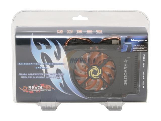 REVOLTEC BG13277 Ever Lubricate VGA-cooler Graphic Freezer Pro