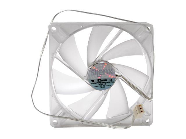 SilenX IXP-64-14B 92mm Blue LED Case Fan