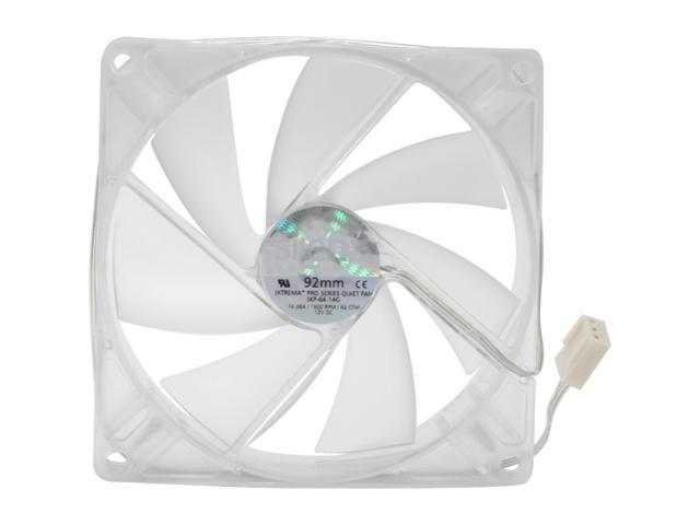 SilenX IXP-64-14G 92mm Green LED Case Fan